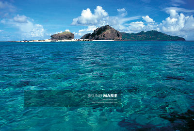 Mayotte island, Mozambique channel, Indian ocean