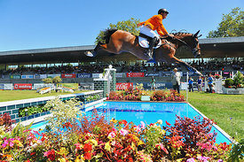CSIO5* Gijon Nations Cup at Las Mestas, 1,60 nations cup class.