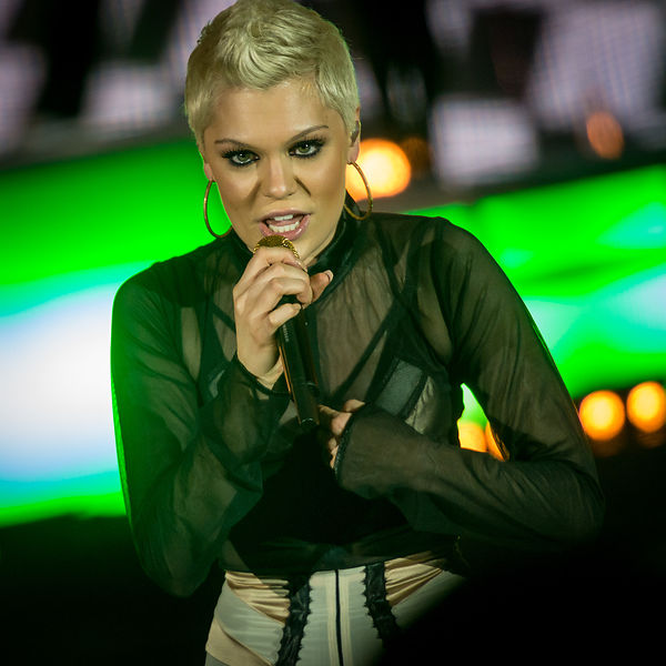 Jessie J plays Hyde Park