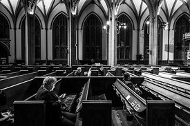 Trinity Church, New-York, Novembre 2014