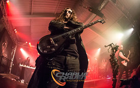 Cradle of Filth in Southampton
