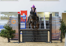 Heidi Coy and Riversdale Magic Heart - BE90 Class - Baileys JAS National Championships 2014