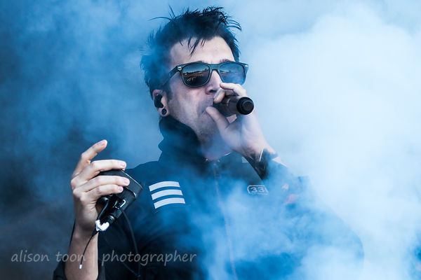 Starset at Louder Than Life 2017 photos