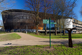 Royal Welsh College of Music and Drama, Cardiff, South Wales, UK.