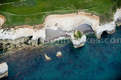 Cliffs, Freshwater Bay, Isle of Wight