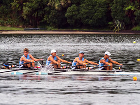 Taken during the National Championships 2018, Lake Karapiro, Cambridge, New Zealand; ©  Rob Bristow; Frame 0022 - Taken on: Tuesday - 13/02/2018-  at 07:56.09