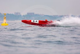 B-4, Fortitudo Poole Bay 100 Offshore Powerboat Race, June 2018, 20180610163