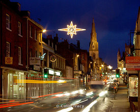 Christmas Lights, Dorchester