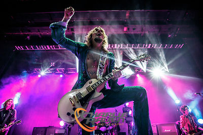 The Darkness - O2 Guildhall Southampton 23.11.17 photos
