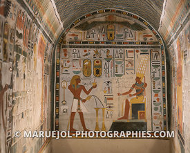 Chapelle d'Hathor