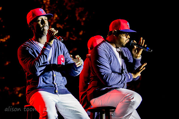 Boyz II Men photos