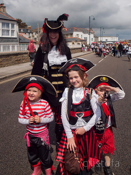 pirates on the Prom
