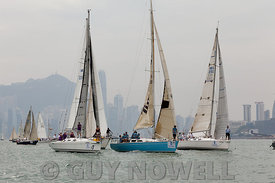 RHKYC Autumn Regatta 2013