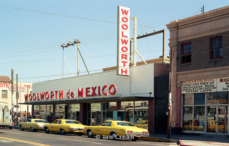 Woolworth de Mexico