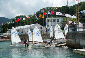 2017 Optimist Asian & Oceanian Championship