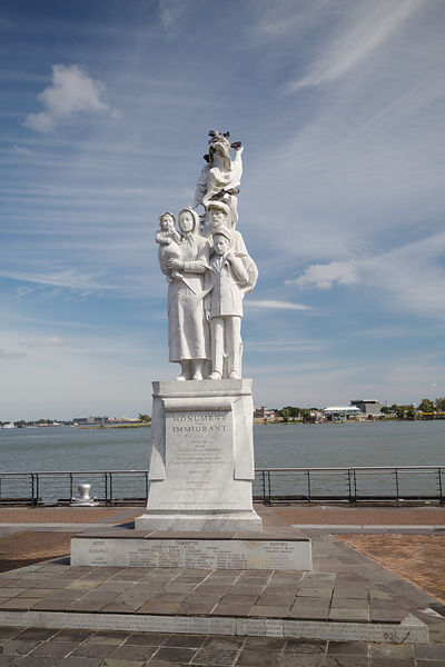 Immigrant Monument