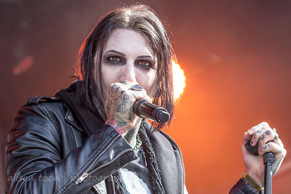 Motionless In White photos