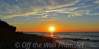 Grace's Coves Sunset-Block Island RI