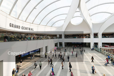 Grand Central at New Street Station, Birmingham