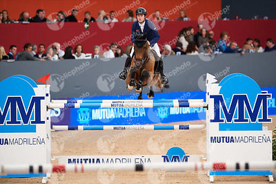 Brash Scott (GBR) and HELLO M'LADY