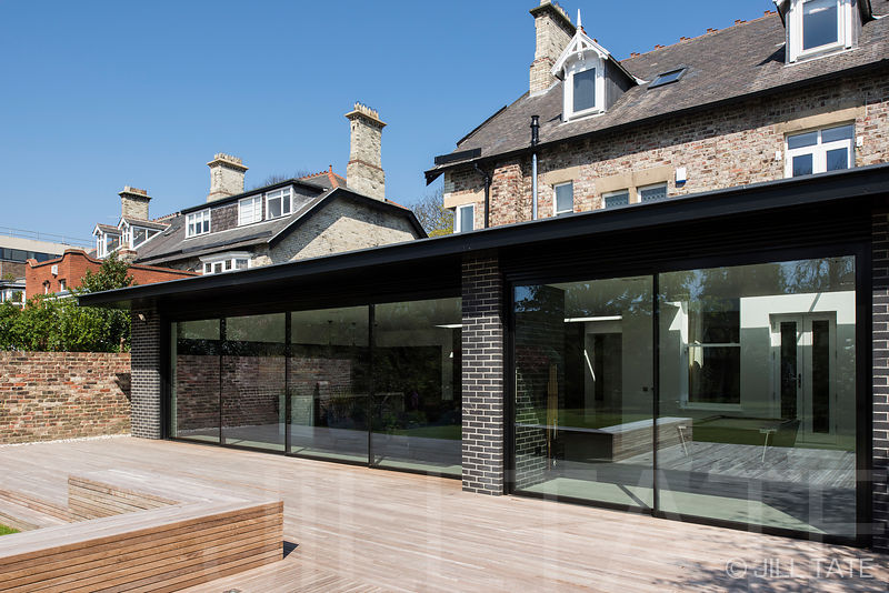 House extension, kitchen and dining area | Client: Smailes Construction