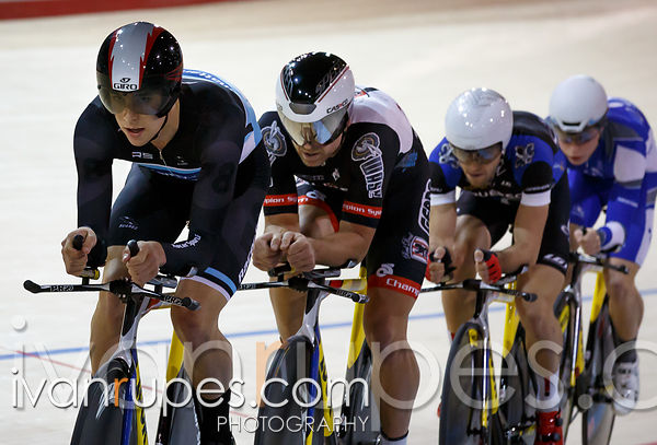 2014 Canadian Track Championships, Milton, On, January 3, 2015