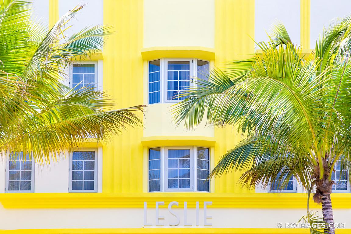 Photo Print of ART DECO ARCHITECTURE MIAMI BEACH FLORIDA Print ...