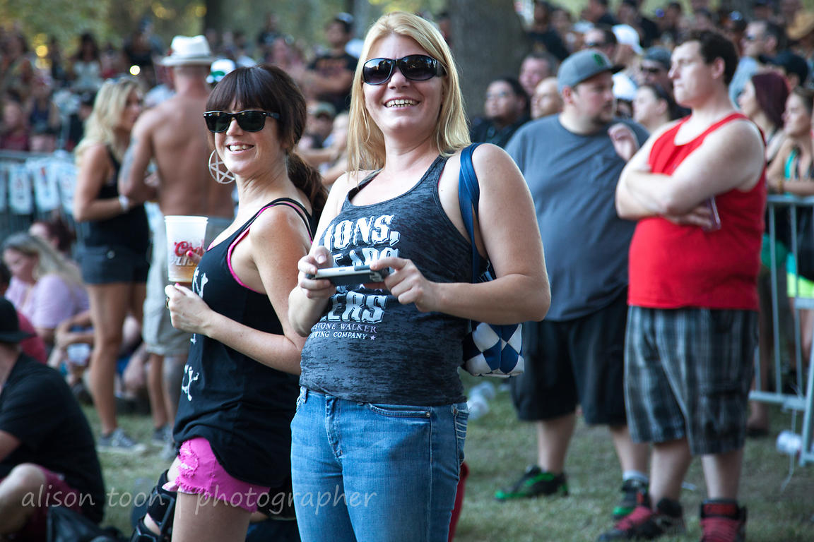 People of Aftershock 2013