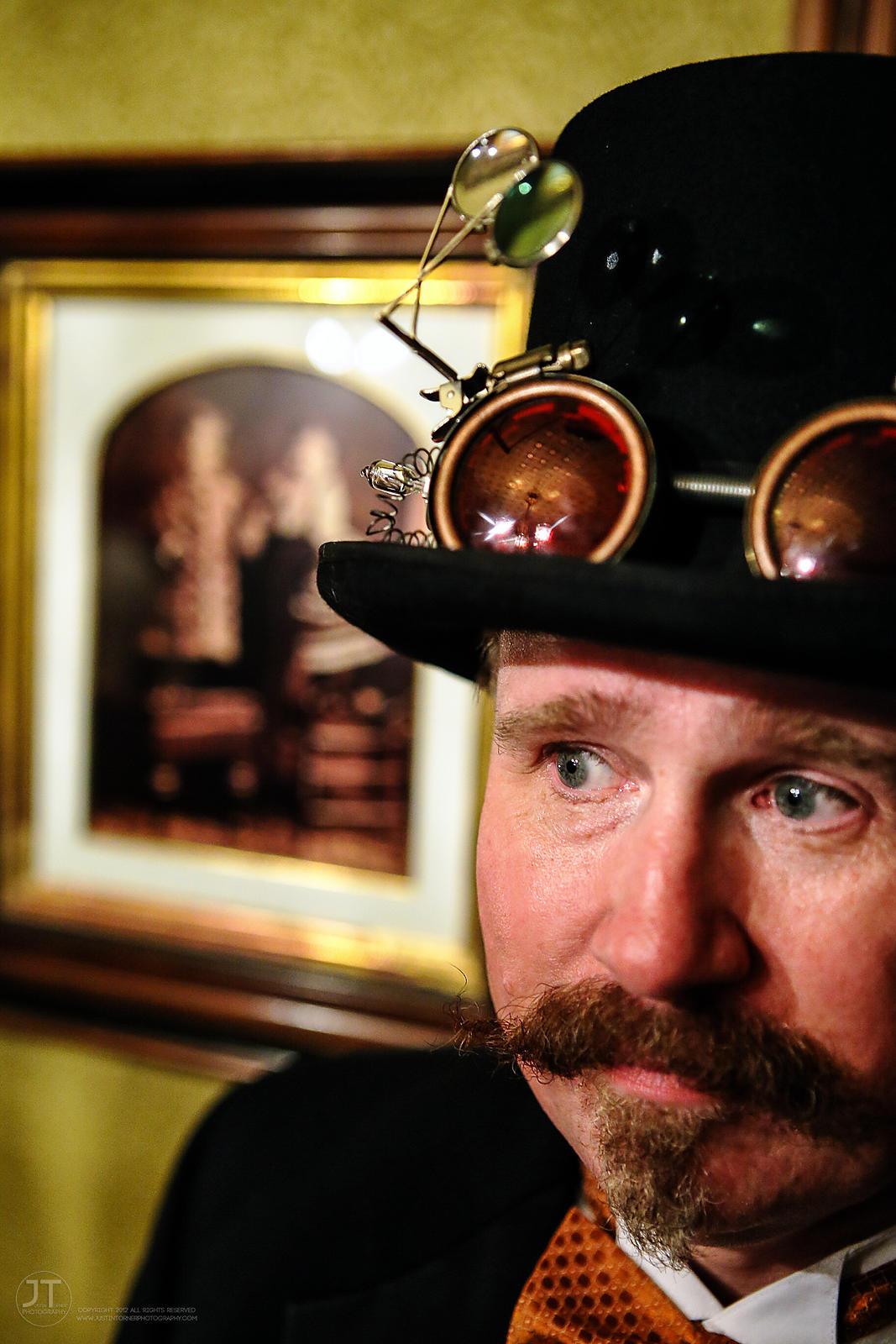 Hoopla - Steampunk Halloween Party, Granger House, October 25, 2014 photos
