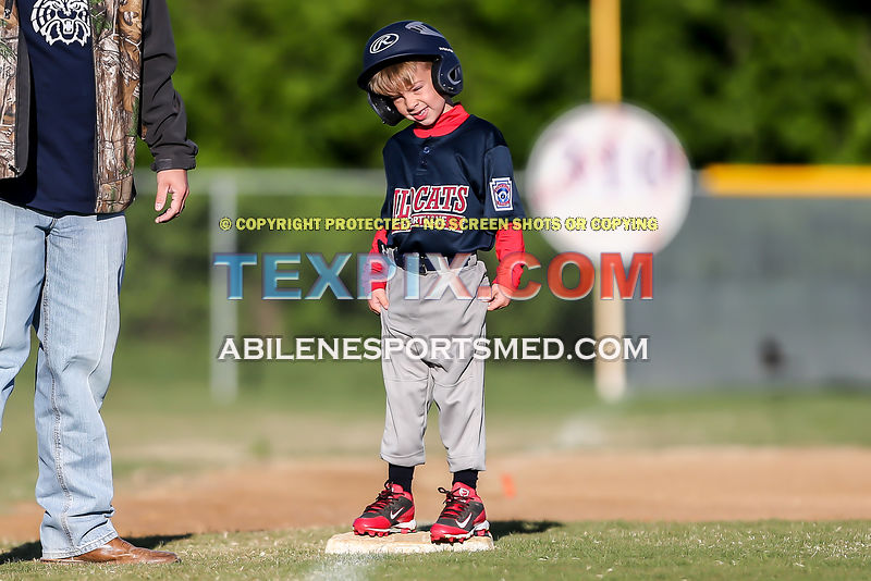 04-08-17_BB_LL_Wylie_Rookie_Wildcats_v_Tigers_TS-327