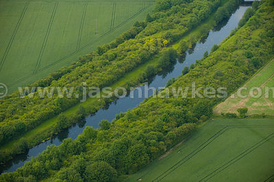 River near Feltwell, Norfolk
