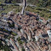 Basilicata aerial photos