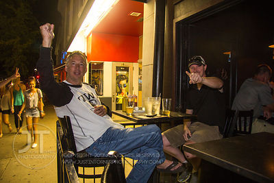 Iowa City Nightlife, Saturday September 8th, 2012; Short's Burger and Shine 18 South Clinton Street  Iowa City, IA (Justin Torner/Freelance)
