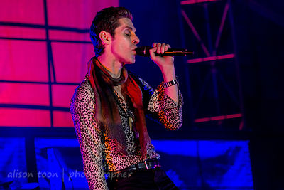 Perry Farrell, vocals, Jane's Addiction
