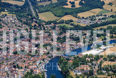 Henley-on-Thames Kew Aerial Photographs