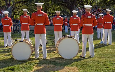Marine Band at the State Fair of Texas