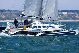 Swift, GBR148, Dragonfly 920 trimaran, 20160529617