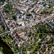 Limoges aerial photos