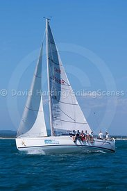 Firestarter, GBR 8560R, Bavaria 35 Match, 20130720041