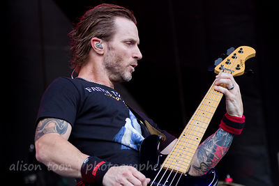 Brian Marshall, bass, Alter Bridge