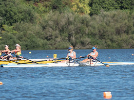 Taken during the National Championships 2018, Lake Karapiro, Cambridge, New Zealand; ©  Rob Bristow; Frame 0735 - Taken on: Thursday - 15/02/2018-  at 08:41.36