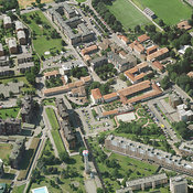 Assago aerial photos