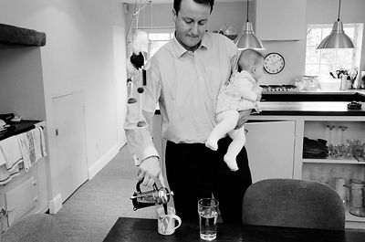 UK - Oxfordshire - David Cameron