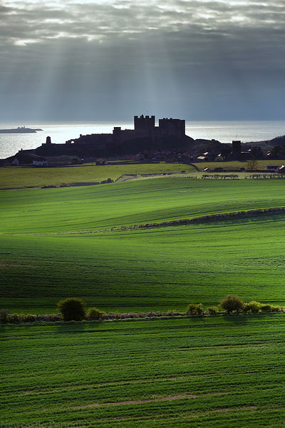 Bamburgh Morning