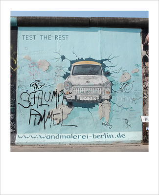 Berlin Polaroid