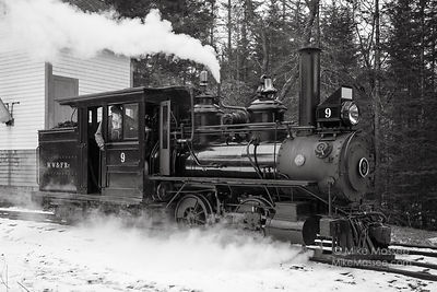 Wiscasset, Waterville & Farmington Railway photos