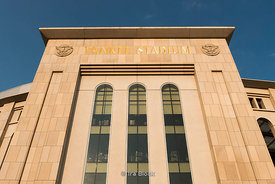 Yankee Stadium is a baseball venue located in the south Bronx in New York City. It is the home ballpark for the New York Yankees.