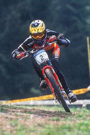 MISSY GIOVE NEVEGAL, ITALY. GRUNDIG DOWNHILL WORLD CUP 1997