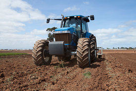 New Holland model 8870 tractor