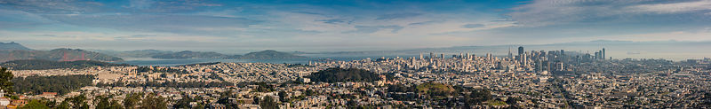 San Francisco Pano